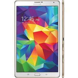 Samsung Galaxy Tab S 8.4 16GB WiFi White Unlocked Refurbished Good