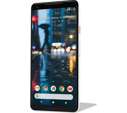 Google Pixel 2 XL 64GB Black & White Unlocked Refurbished Pristine