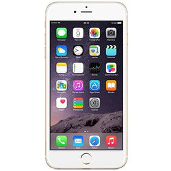 Apple iPhone 6 Plus 64GB, Gold (Vodafone) - Refurbished Very Good