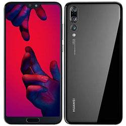 Huawei P20 Pro 128GB, Black (Unlocked) - Refurbished Pristine