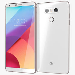 LG G6 32GB - Mystic White (Unlocked) - Refurbished Excellent