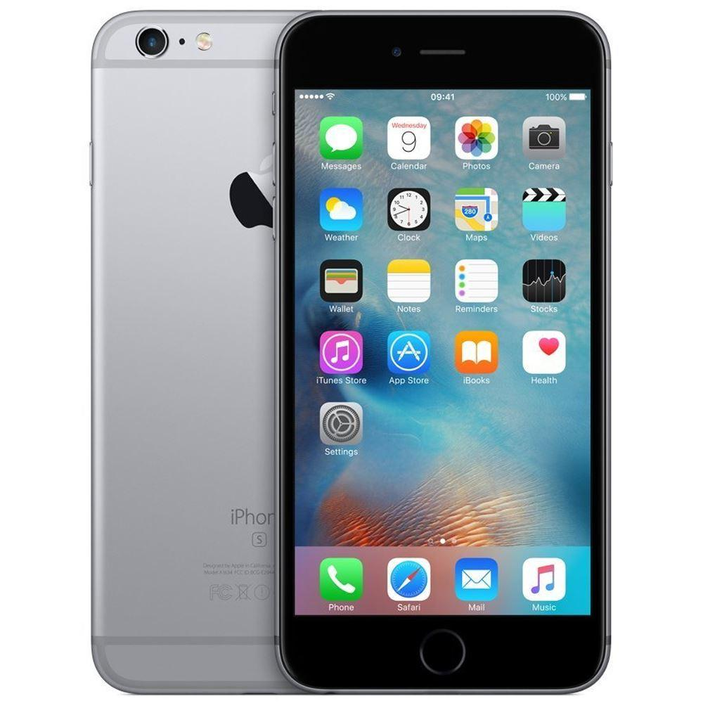 Apple iPhone 6S Plus 16GB Space Grey Unlocked Refurbished Good