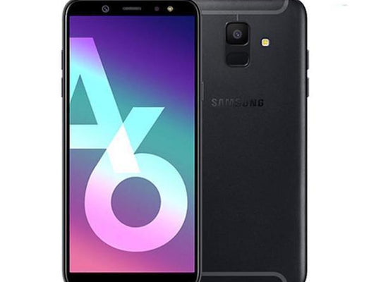 Samsung Galaxy A6 (2018) 32GB Black Unlocked Refurbished Good
