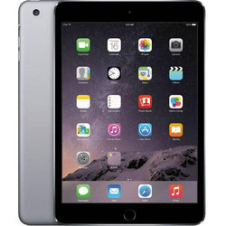 Apple iPad Mini 4 16GB WiFi Space Grey Refurbished Excellent
