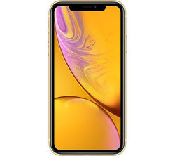 Apple iPhone XR 128GB Yellow Unlocked Refurbished Pristine Pack