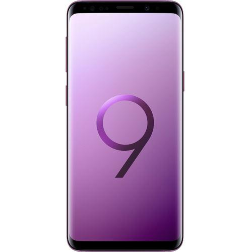 Samsung Galaxy S9 64GB Lilac Purple (Ghost Image) Unlocked Refurbished Good