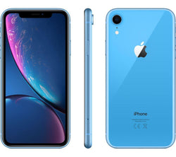 Apple iPhone XR 128GB Unlocked Blue Refurbished Pristine Pack