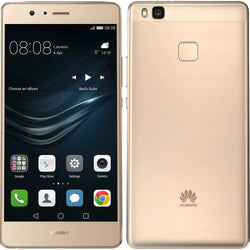Huawei P9 Lite 16GB Gold Dual SIM Unlocked Refurbished Excellent