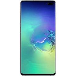 Samsung Galaxy S10 Plus 128GB Prism Green Unlocked Refurbished Pristine