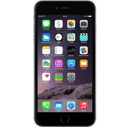 Apple iPhone 6 Plus 128GB Space Grey (No Touch ID) Unlocked Refurb Excellent