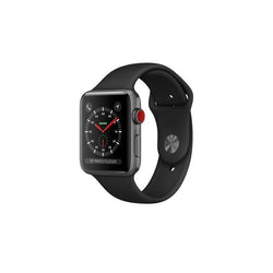 Apple Watch Series 3 42mm GPS Cellular Space Grey Refurbished Excellent