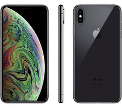 Apple iPhone XS Max 64GB, Space/Grey (EE) Refurbished Pristine