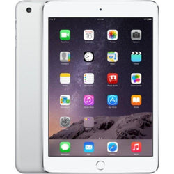 Apple iPad Mini 3 WiFi 64GB White/Silver Unlocked - Refurbished Very Good