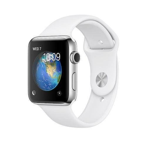 Apple Watch Series 2 42mm Silver Stainless Steel - Refurbished Pristine