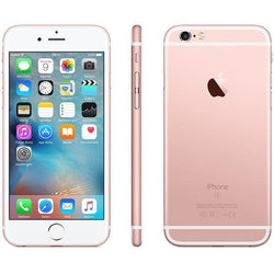 Apple iPhone 6S 64GB Rose Gold Unlocked Refurbished Pristine Pack