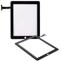 Apple iPad 1st Gen Digitizer/Replacement Touch Glass without Frame - Black Sim Free cheap