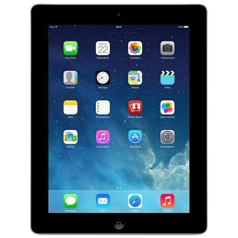 Apple iPad 2nd Gen 9.7 16GB WiFi Black - Refurbished Good Sim Free cheap