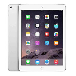 Apple iPad 2nd Gen 9.7 32GB WiFi + 3G, White/Silver Unlocked - Refurbished Good
