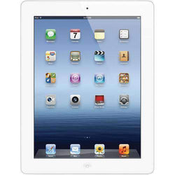 Apple iPad 3rd Gen 16GB WiFi White/Silver - Refurbished Excellent Sim Free cheap