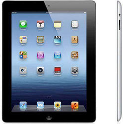 Apple iPad 3rd Gen WiFi 3G 16GB, Black Unlocked - Refurbished Excellent Sim Free cheap