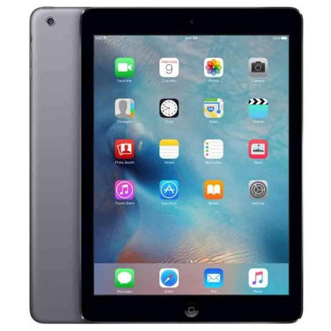 Apple iPad 4th Gen 16GB, WiFi 4G Black (Vodafone locked) - Refurbished Excellent