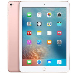 Apple iPad 6th Gen 9.7 128GB Wi-Fi Rose Gold - Refurbished Excellent Sim Free cheap