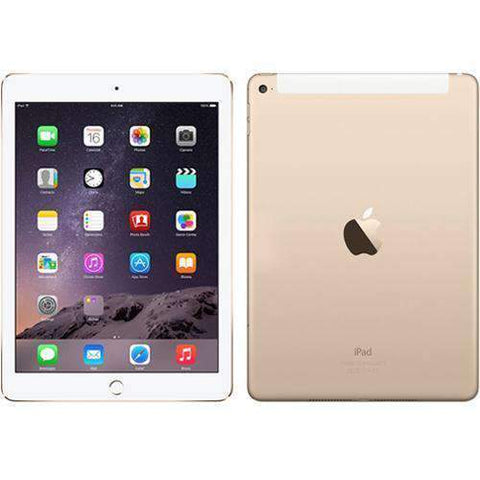 Apple iPad Air 2 16GB WiFi + 4G Gold Unlocked - Refurbished Excellent Sim Free cheap