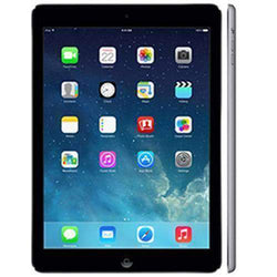 Apple iPad Air 64GB WiFi Space Grey - Refurbished Very Good Sim Free cheap