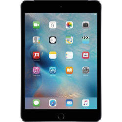 Apple iPad Mini 4 64GB WiFi + 4G/LTE Space Grey Sim Free cheap