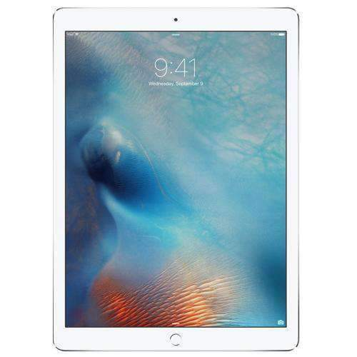Apple iPad Pro 12.9 128GB WiFi + Cellular Silver Unlocked - Refurbished Excellent Sim Free cheap