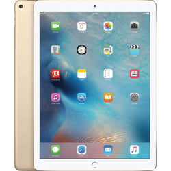 Apple iPad Pro 12.9 256GB Wi-Fi 4G Gold Unlocked - Refurbished Excellent Sim Free cheap