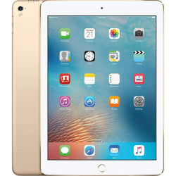 Apple iPad Pro 9.7 256GB WiFi + Cellular White/Gold Unlocked - Refurbished Very Good Sim Free cheap