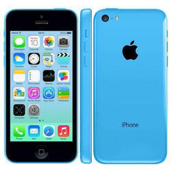 Apple iPhone 5C 8GB Blue Unlocked - Refurbished Very Good Sim Free cheap