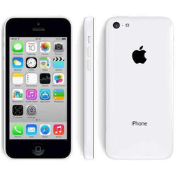 Apple iPhone 5C 8GB White Unlocked - Refurbished Very Good Sim Free cheap