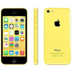 Apple iPhone 5C 8GB Yellow (EE Locked) - Refurbished Very Good Sim Free cheap