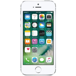 Apple iPhone 5S 16GB Silver Unlocked - Refurbished Excellent