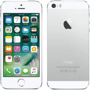 Apple iPhone 5S 16GB Silver Unlocked Refurbished Excellent