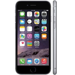 Apple iPhone 6 128GB, Space Grey Unlocked - Refurbished (A)
