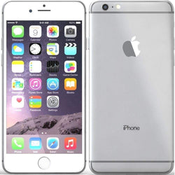 Apple iPhone 6 128GB, White/Silver Unlocked - Refurbished (A)