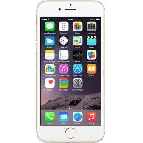 Apple iPhone 6 16GB, Gold Unlocked - Refurbished Good