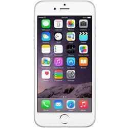 Apple iPhone 6 16GB, Silver (Unlocked) - Refurbished Excellent Sim Free cheap