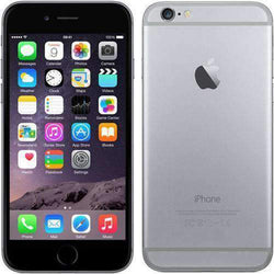 Apple iPhone 6 32GB Space Grey Unlocked - Refurbished Good Sim Free cheap