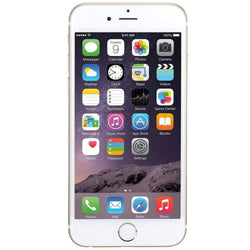 Apple iPhone 6 64GB, Gold (O2) - Refurbished Excellent Sim Free cheap