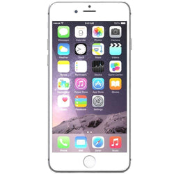 Apple iPhone 6 64GB, Silver, Refurbished Excellent (Unlocked)