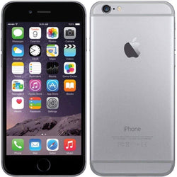Apple iPhone 6 64GB, Space Grey Unlocked - Refurbished Good