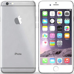 Apple iPhone 6 64GB White/Silver Unlocked - Refurbished Excellent Sim Free cheap