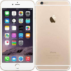 Apple iPhone 6 Plus 16GB Gold (Network 3) - Refurbished Excellent Sim Free cheap