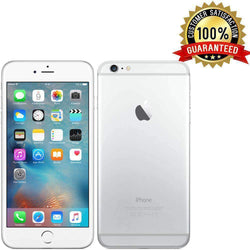 Apple iPhone 6 Plus 16GB Silver (Vodafone Locked) - Refurbished Excellent Sim Free cheap