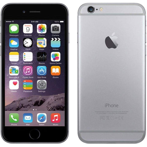 Apple iPhone 6 Plus 16GB, Space Grey Unlocked - Refurbished Good