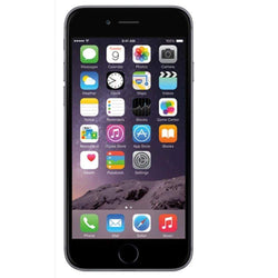 Apple iPhone 6 Plus 16GB, Space Grey (Vodafone) - Refurbished (A)